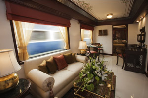 maharajas express presidential suite