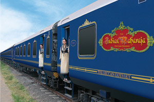 travel in the indian maharaja train